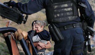 Masakra kobiet i dzieci. Aresztowanie przywódcy gangu