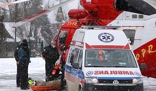 Beskidy i Tatry z coraz większą liczbą wypadków. TOPR i GOPR mają pełne ręce roboty