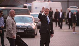 Wybory prezydenckie 2020. Andrzej Duda skrytykował nieobecność Rafała Trzaskowskiego (zdjęcie ilustracyjne)