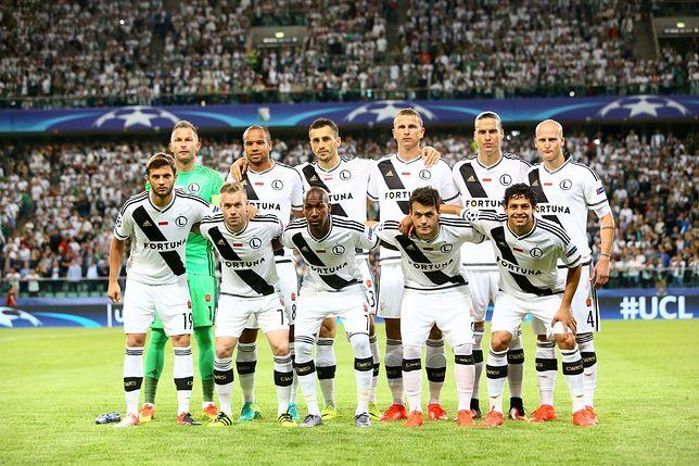 LM: Trudne zadanie Legii. Dziś mecz ze Sportingiem Lizbona w Champions League