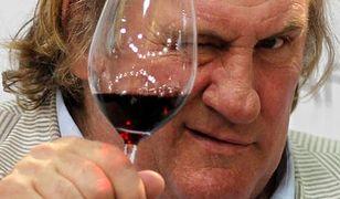 Depardieu nie wytrzymał...