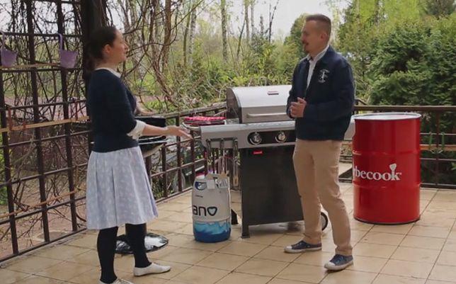 #dziejesienazywo: Wybieramy grill ogrodowy na majówkę