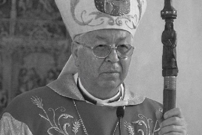 Nie żyje biskup Jan Gałecki. Miał 88 lat