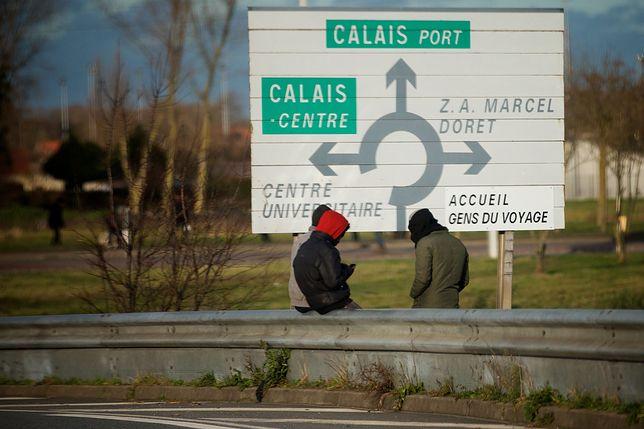 Imigranci włamali się do polskiej ciężarówki. Kierowcy grozi kara