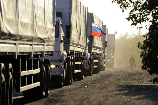 Rosjanie wywożą z Ukrainy wszystko, co się da