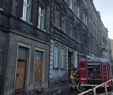 Bytom. Trzy pożary w ciągu pół roku. Prezydent miasta zlecił kontrolę przy Witczaka 5