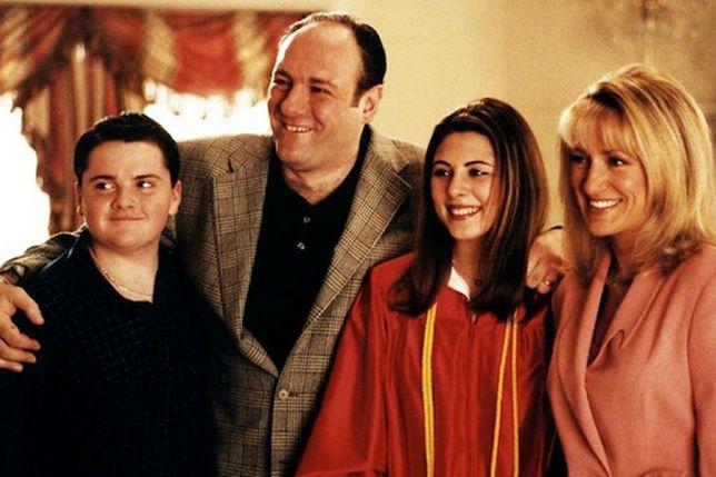Rodzina Soprano w komplecie