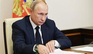 Rosja. Aresztowano mężczyznę podejrzewanego o zdradę stanu