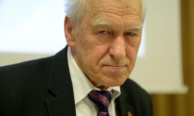 Kornel Morawiecki twierdzi, że to szantaż