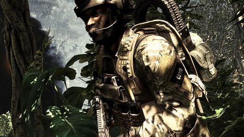 Nowy zwiastun Call of Duty: Ghosts — Multiplayer Reveal Trailer