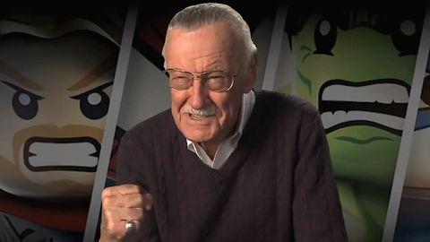 Nowy zwiastun LEGO Marvel Super Heroes — Stan Lee