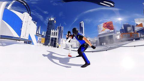 NVIDIA bierze się za zrzuty ekranu i prezentuje własną grę VR