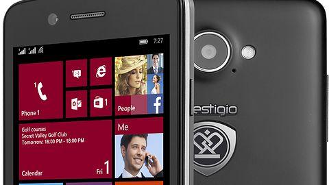 Smartfon Prestigio z Windows Phone dostępny w Polsce w atrakcyjnej cenie