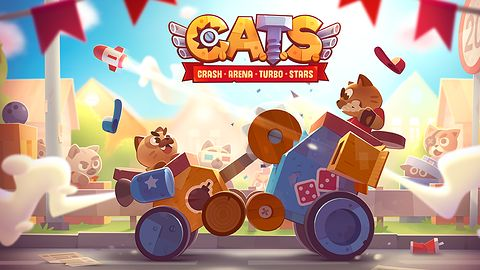CATS: Crash Arena Turbo Star na weekend