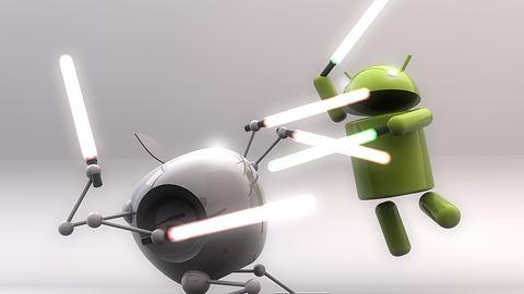 Secunia: w tym roku znaleziono już 80 luk w iOS i tylko 10 w Androidzie