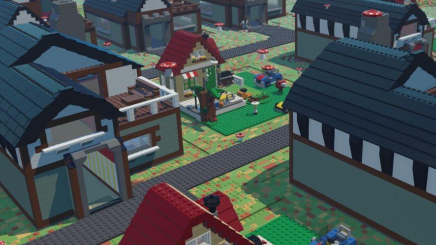 LEGO Worlds: w konkurencie Minecrafta klocków Ci nie zabraknie