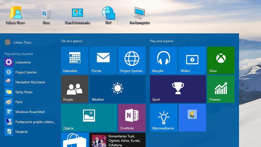 Windows 10 znów zmienia ikony: czy ten system może być ładny?