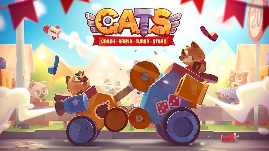CATS: Crash Arena Turbo Star na weekend