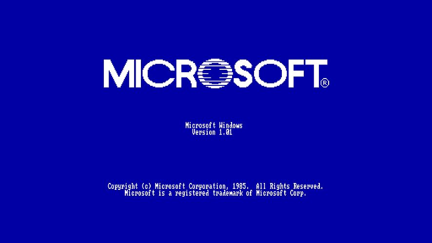 30 lat temu zadebiutował Windows 1.01. Trudne początki wielkiego sukcesu