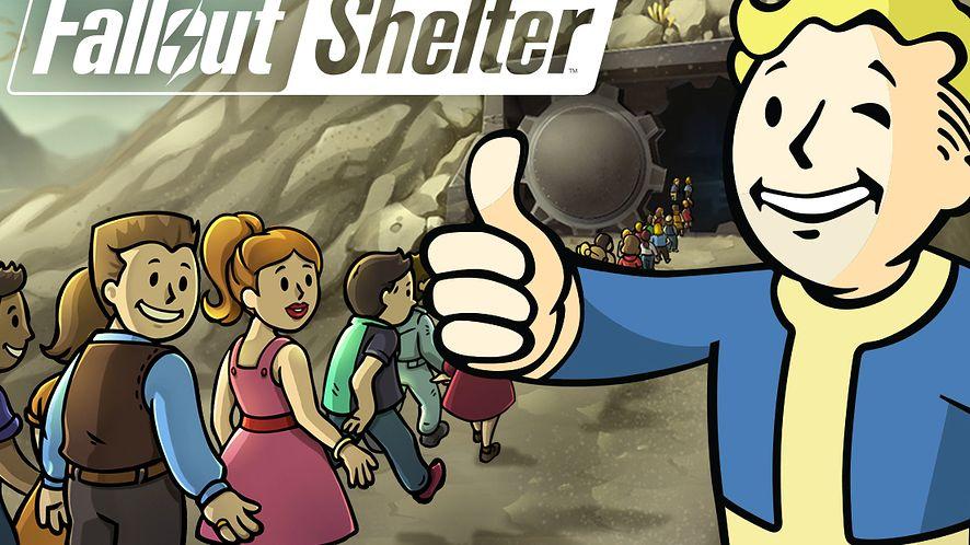 Fallout Shelter z ciekawymi nowościami – teraz możesz zagrać też na PC!