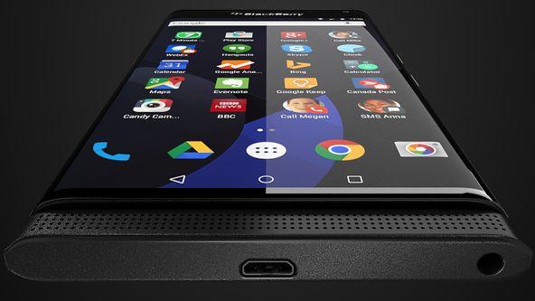 BlackBerry Venice z ekranem jak w Galaxy Edge i… Androidem