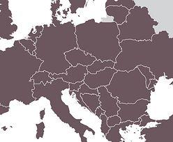 Rozpoznasz kraj Europy po konturach? Quiz dla prawdziwych mistrzów