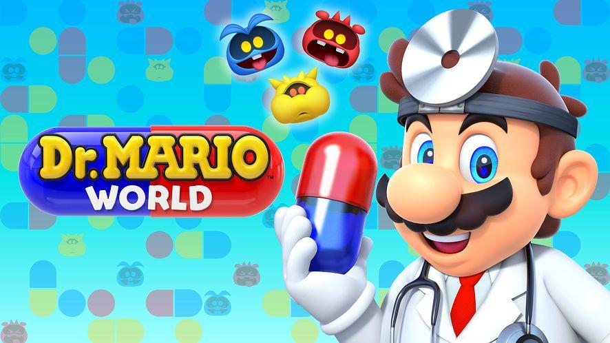 """""""Dr. Mario World"""" jest hitem. Szkoda, że coś nie może trafić do Polski"""