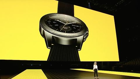 Samsung Galaxy Watch pokazany. Nowy smartwatch wykrywa nawet poziom stresu