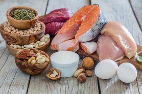 Białko - zapotrzebowanie dzienne, źródła białka, odżywki białkowe