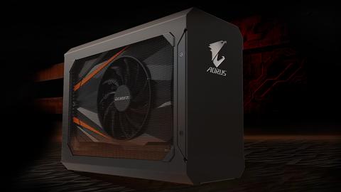 Gigabyte Gaming Box z GeForcem RTX 2070. Zastrzyk mocy dla notebooków