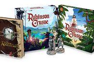10 milionów na planszówkę. Kolejny wielki sukces polskiej zbiórki - Robinson Crusoe