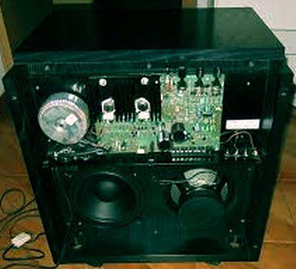 """Audio Pro B2-50 w obudowie 50 l. z 2 elementami 6,5"""" i elektoniką ACE Bass"""