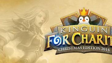 Wystartował Kinguin for Charity Tournament - charytatywny turniej Hearthstone'a