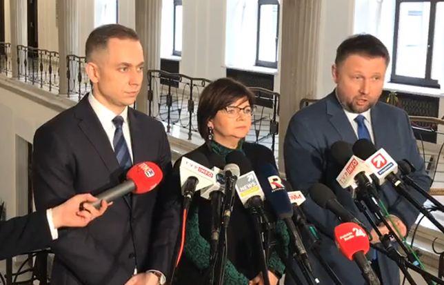 Koalicja Obywatelska chce dymisji Mariusza Kamińskiego