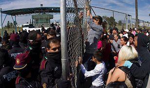 Wielka ucieczka więźniów z więzienia w Meksyku