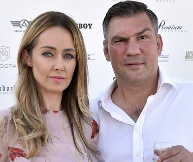 Michalczewski uratował swoje małżeństwo. Nikt nie dawał im szans
