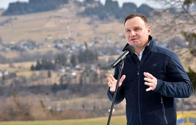 Prezydent Andrzej Duda: wierzę, że uda się zrealizować wielką ideę Trójmorza