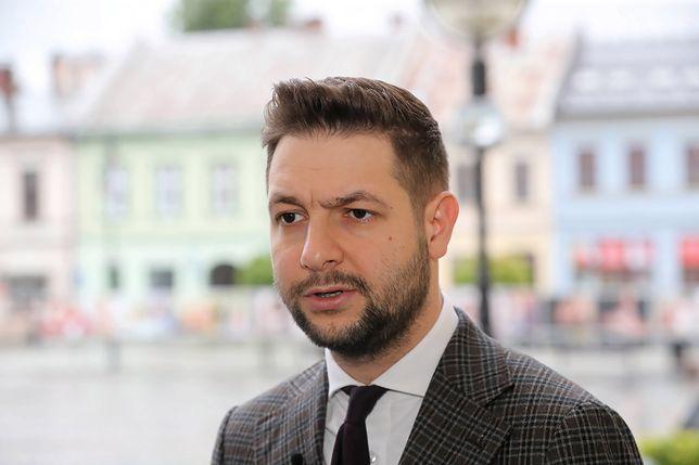 Patryk Jaki (PiS) skrytykował oświadczenie Adama Bodnara