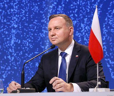 Strajk Kobiet. Prezydent Andrzej Duda zabrał głos ws. protestów i wyroku TK ws. aborcji
