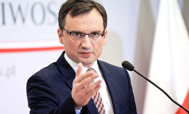Zbigniew Ziobro chce uprościć procedurę wydalania sędziów z zawodu