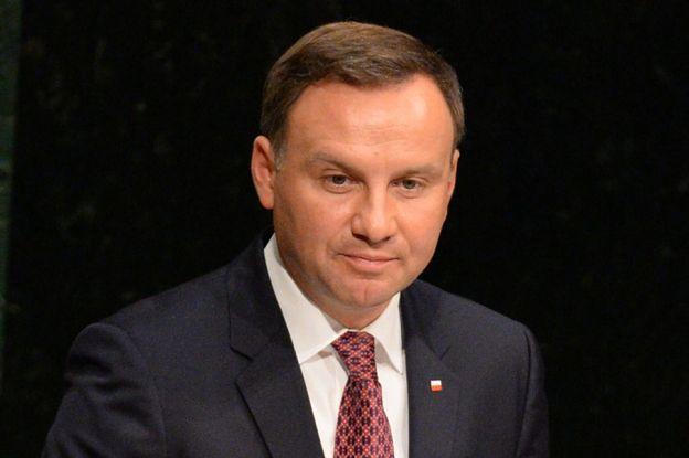 Kuźniar o wystąpieniu Andrzeja Dudy: zaskoczyła mnie bojaźń prezydenta