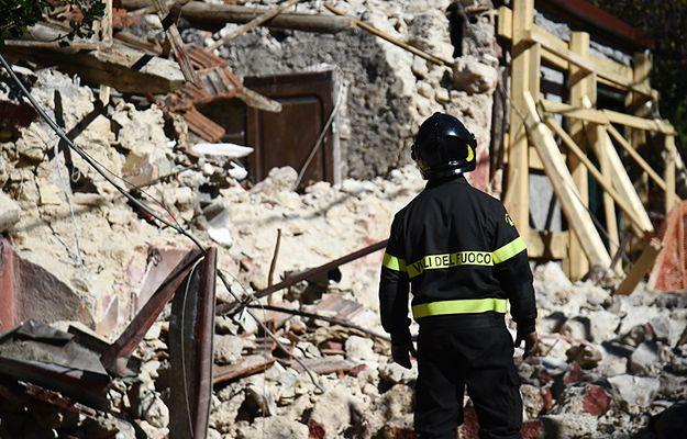 Polska ambasada we Włoszech odradza wyjazdy do środkowej części kraju