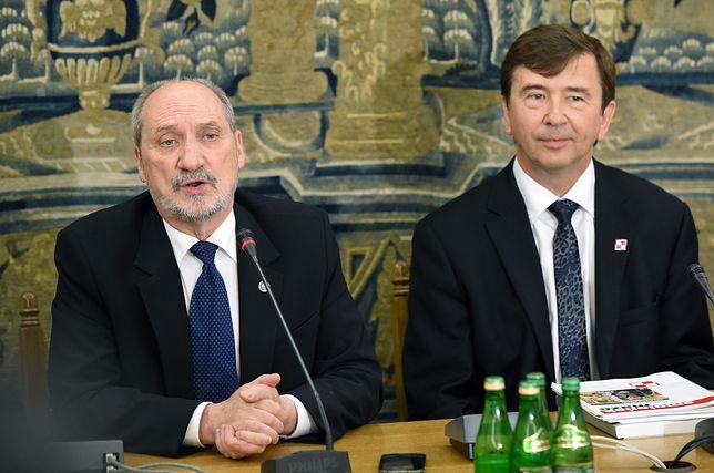 Wiesław Binienda jest zastępcą przewodniczącego podkomisji ds. ponownego zbadania wypadku lotniczego pod Smoleńskiem