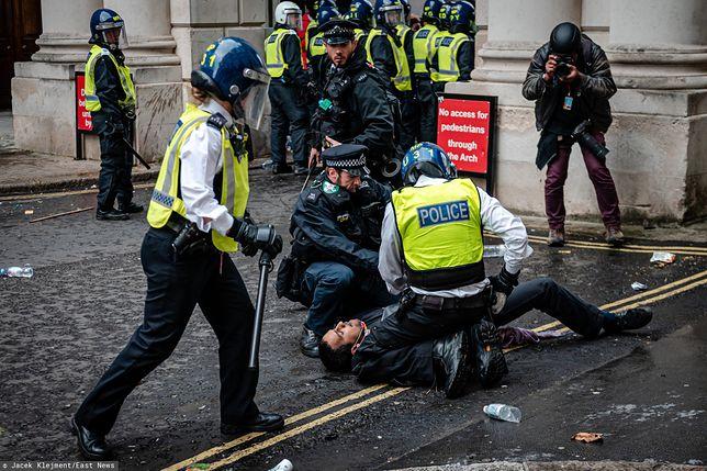 Wielka Brytania: Atak nożownika. Trzy osoby nie żyją, dwie w stanie krytycznym