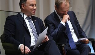 Rozmowa Andrzeja Dudy z Donaldem Tuskiem na forum ONZ. Krzysztof Szczerski zdradza szczegóły