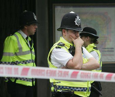 Londyńska policja aresztowała 18-latka. Zatrzymanie ma związek z zamachem w metrze