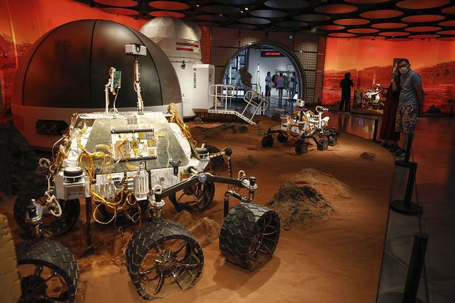Chiny. Pierwsza bezzałogowa misja na Marsa