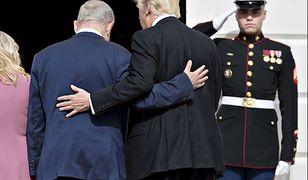 Benjamin Netanjahu z formalnymi zarzutami o korupcję. Tuż przed spotkaniem z Trumpem
