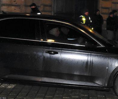 Koronawirus w Polsce. Prezes PiS Jarosław Kaczyński pojechał na Wawel