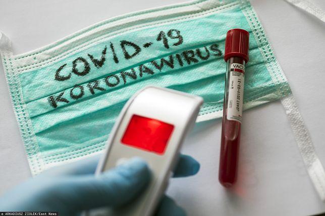 Koronawirus w Radomiu? Pacjent przyjechał z Niemiec. Zamknięto przychodnię
